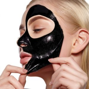 Beneficios mascarilla negra