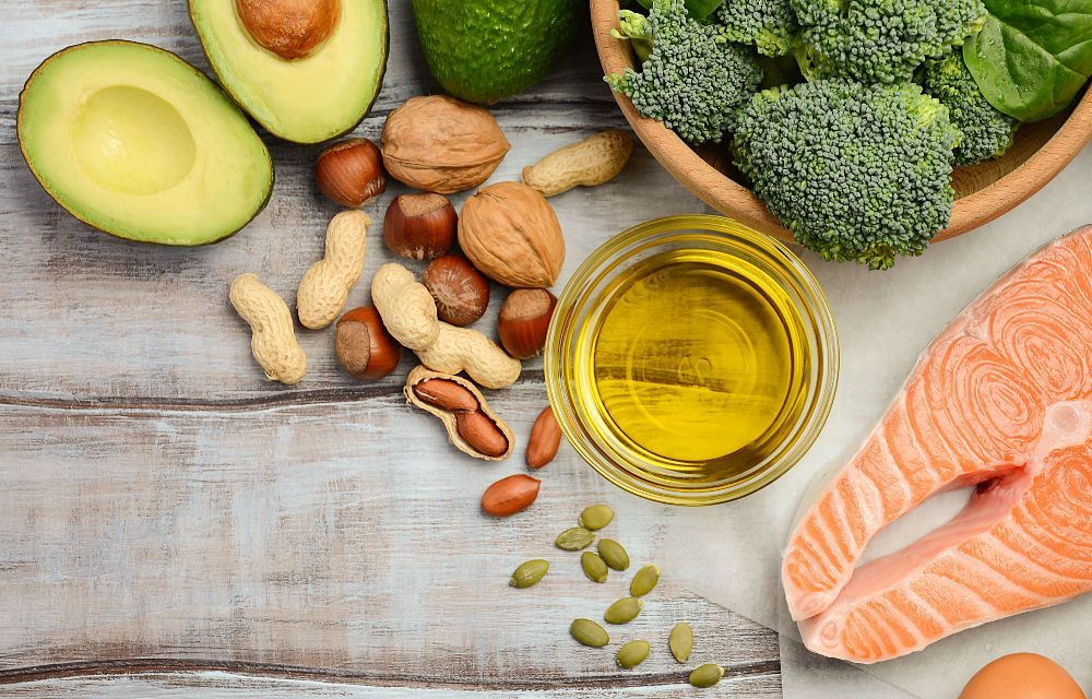Dieta cetogenica alimentos primer tramos
