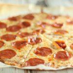 pizza cetogenica receta