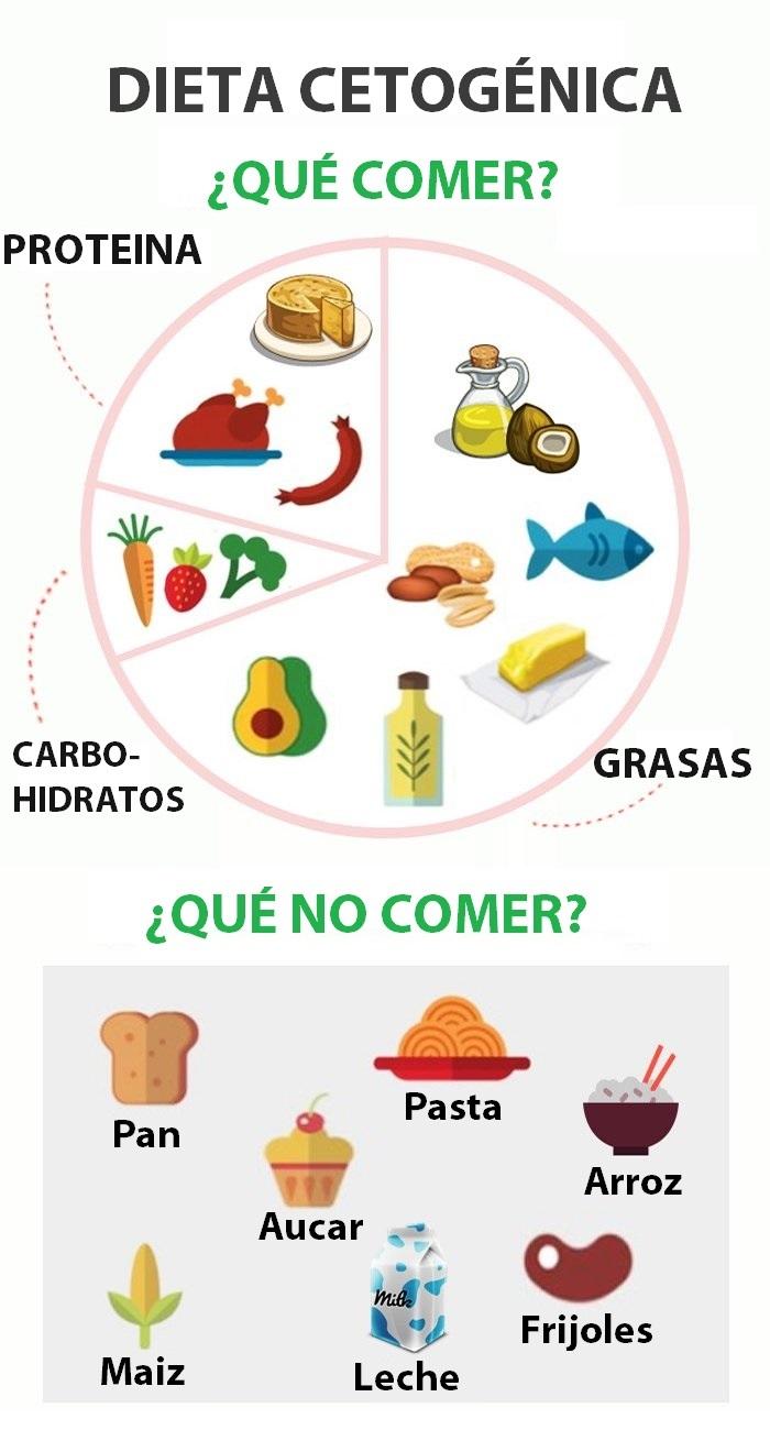 Dieta Cetogénica para Principiantes y Guía paso a paso